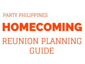 Homecoming Reunion Planning Guide